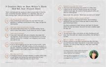 9 Creative Ways to Beat Writer's Block.